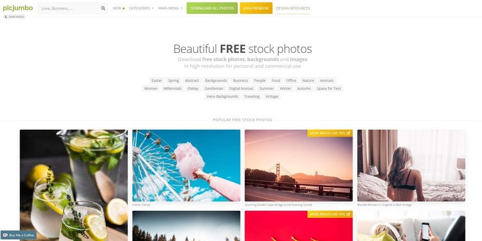 PicJumbo-best-royalty-free-stock-photo-site-2019