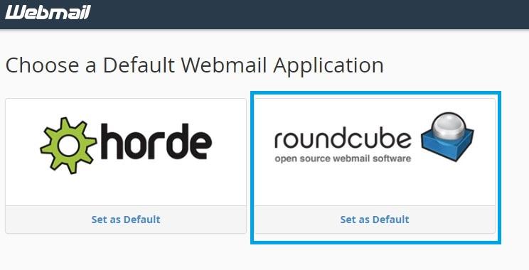 webmail client apps