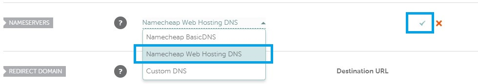 Domain-nameservers
