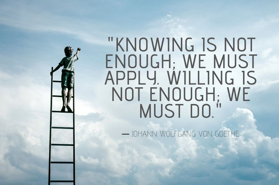 Inspirational and Motivational Quotes About Taking Action