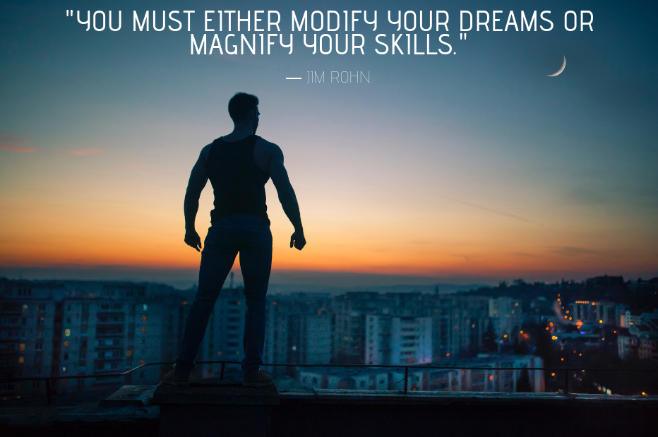 Inspirational and Motivational quotes by Jim Ron