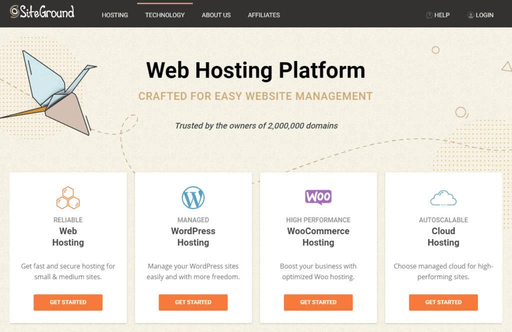SiteGround Best Web Hosting Services For New Bloggers