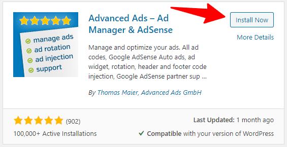 Advanced Ads Wp Plugin